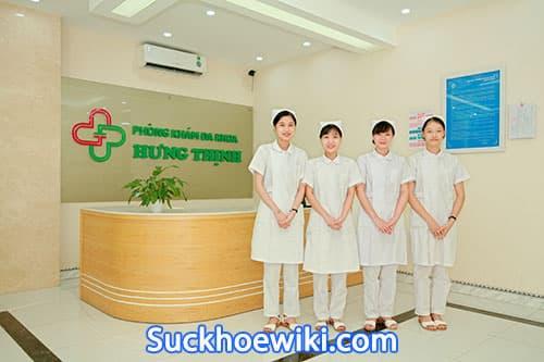 Khám nam khoa ở đâu hãy chọn phòng khám đa khoa Hưng Thịnh Hà Nội